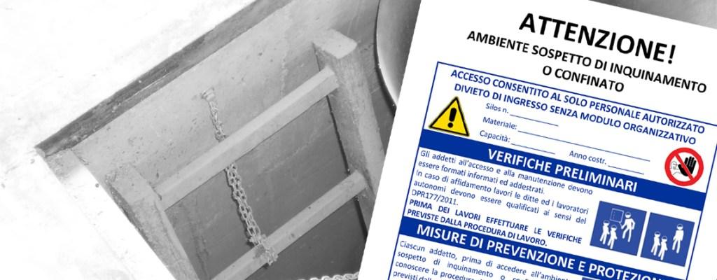 Ambienti sospetti di inquinamento o confinati: Interpello n. 10/2015