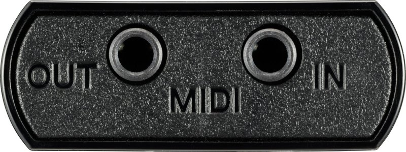 The Input/Output ports for the i-MX1