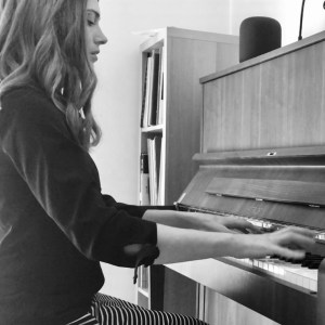 Rachel Bensimon au piano