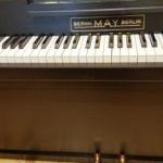 May Klaviere Berlin