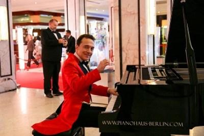 Reinhard Mürau - Pianist aus Leidenschaft
