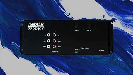 PianoDisc Prodigy iQ AirPort Premium