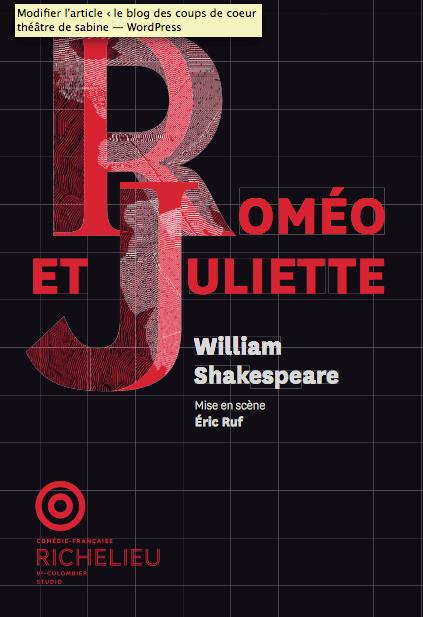 romeo et juliette_affiche