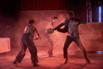 Le garçon incassable, Florence Seyvos, Laurent Vacher, Festival Off Avignon, La Caserne des Pompiers, coup de coeur Pianopanier