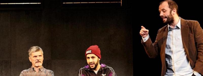 Intra Muros, une pièce écrite et mise en scène par Alexis Michalik, au Festival d'Avignon, Théâtre de Béliers