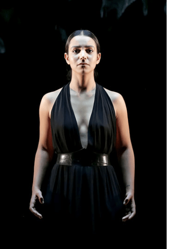Mon Ange, Lina El Arabi, Théâtre Tristant Bernard, Pianopanier