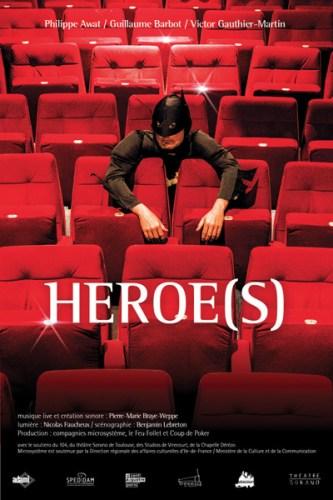 Heroe(s) - affiche