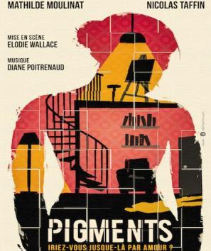 Pigments, de Nicolas Taffin