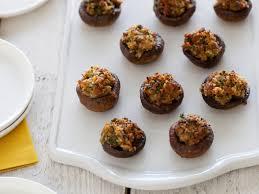 sausage-stuffed-mushrooms