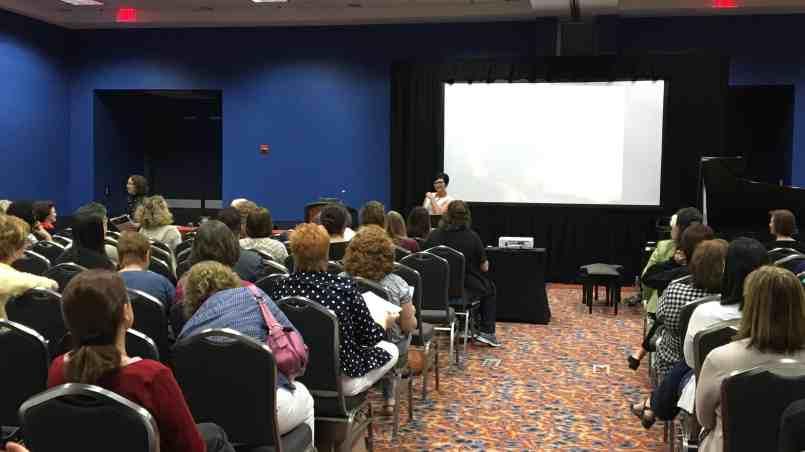 Presenting at MTNA-2016