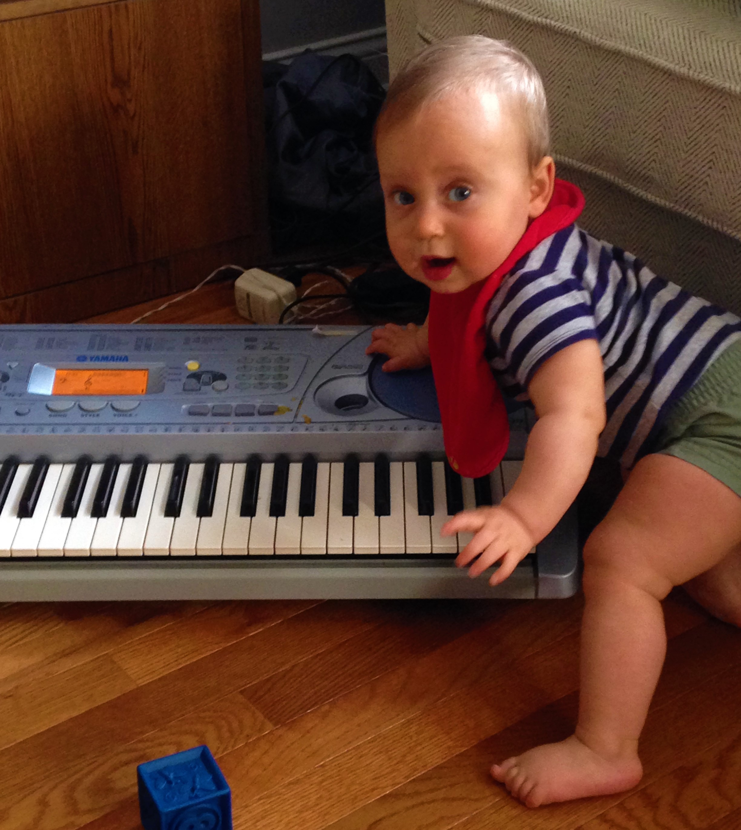 At What Age Should My Child Start Piano Lessons