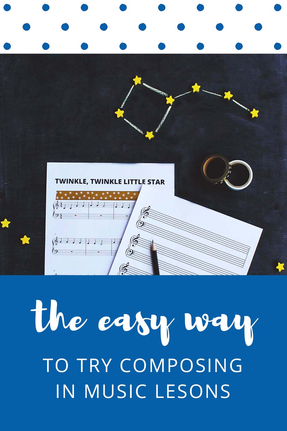 Easy Composing With Students