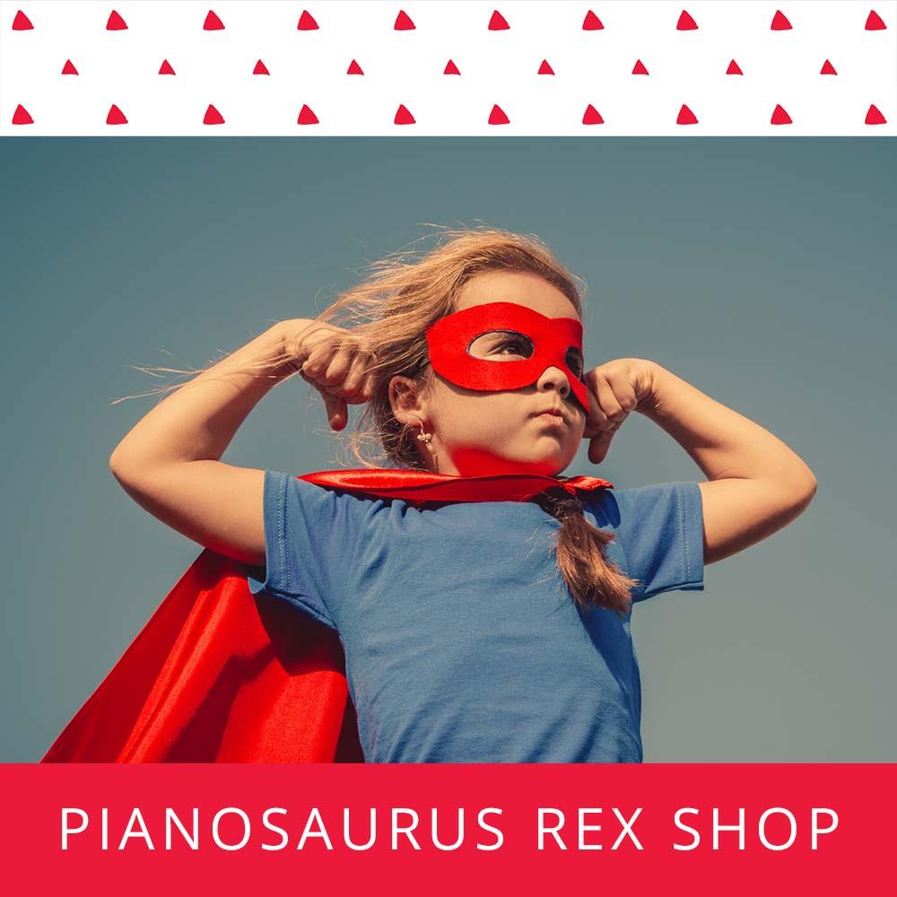 Pianosaurus Rex Shop