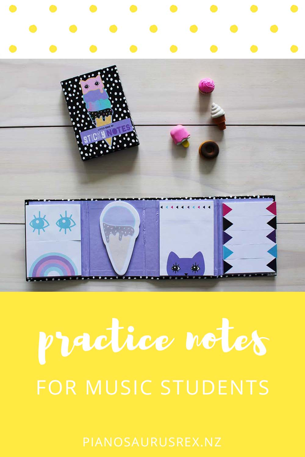 Effective Practice Notes For Students