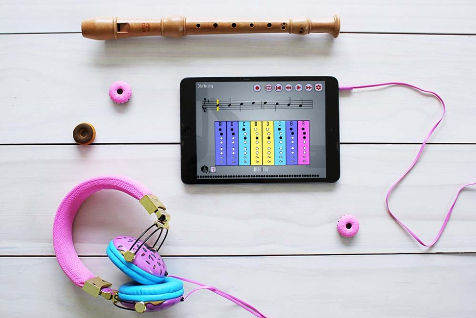 Best Apps for Recorder Players PlayAlong Recorder