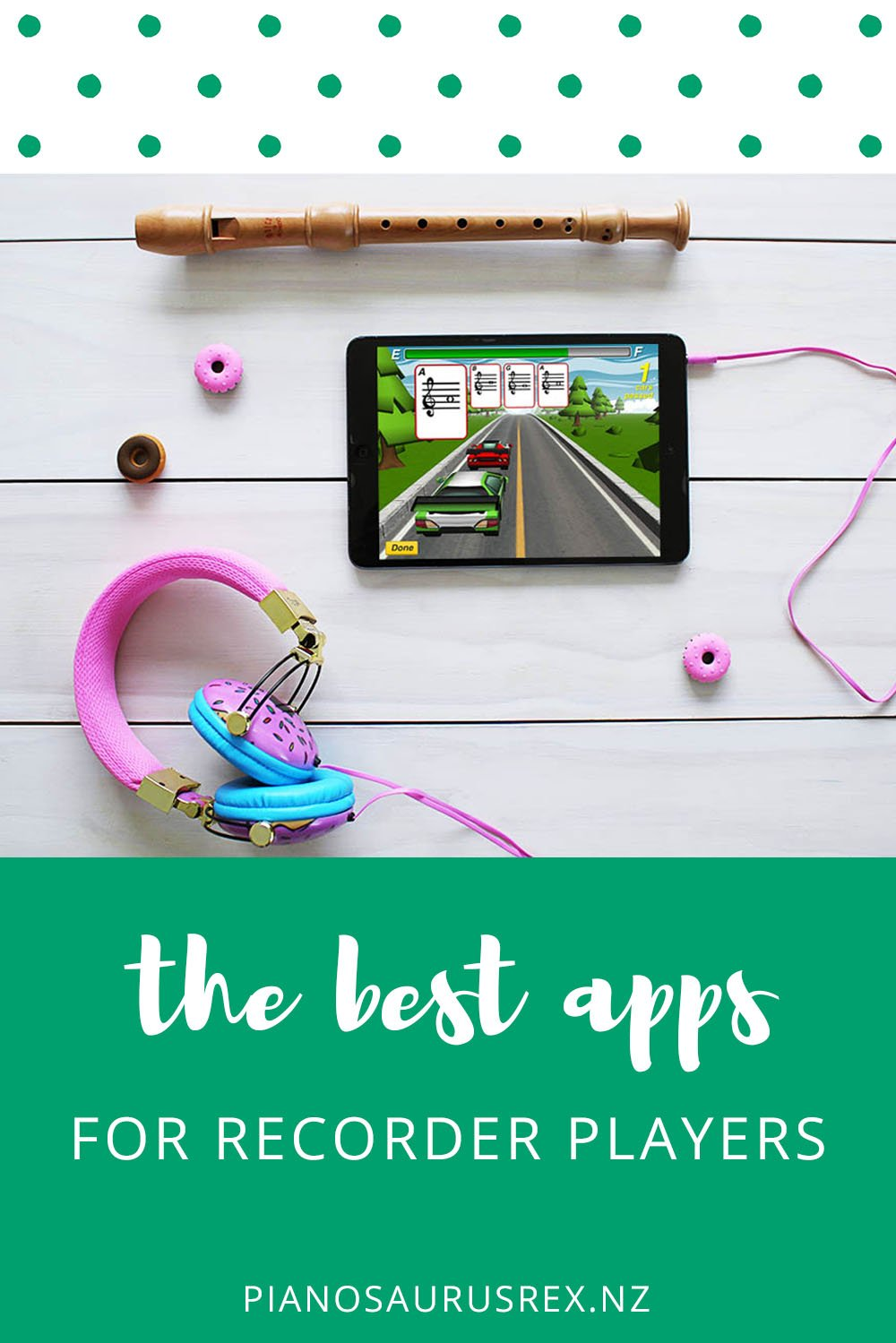Best Apps For Recorder Players