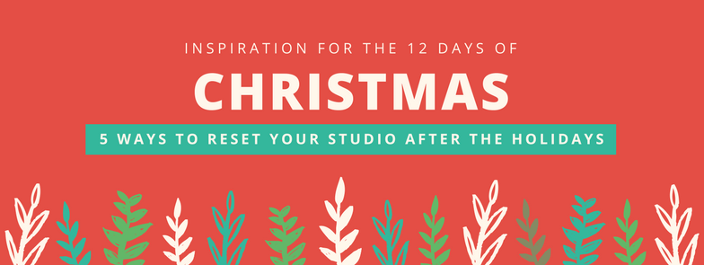 Reset Your Music Studio After the Holidays