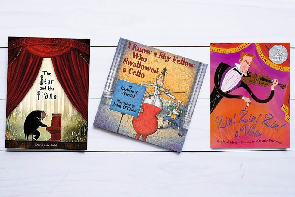 Picture Books for Music Lessons