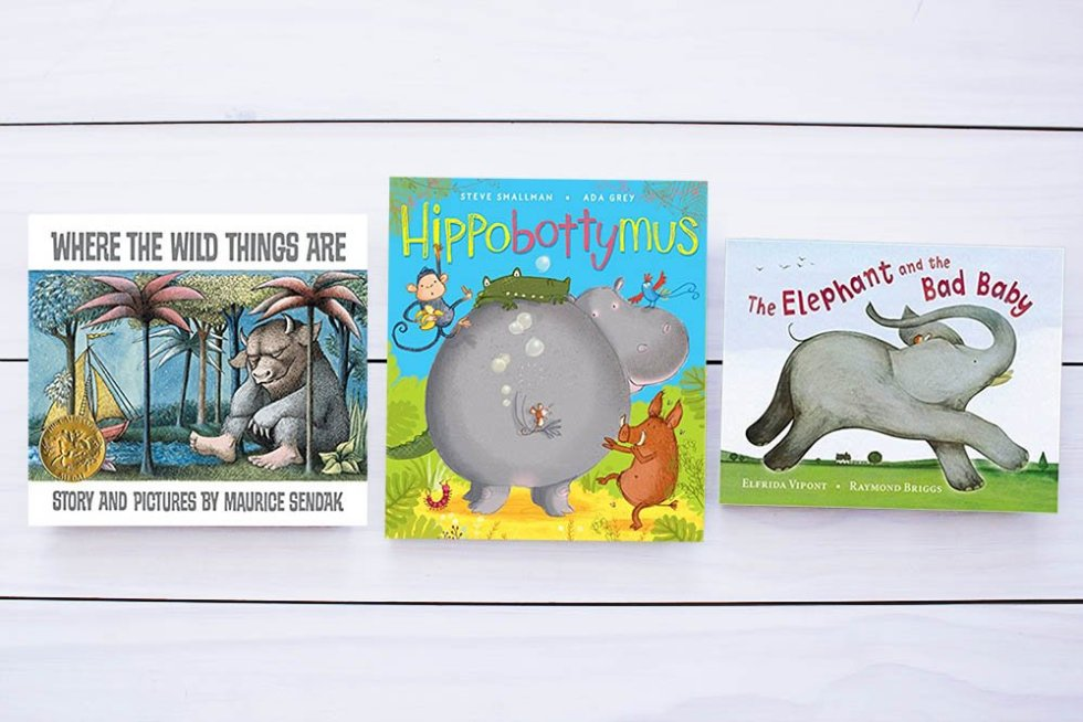 Sound Story Picture Books for Music Lessons