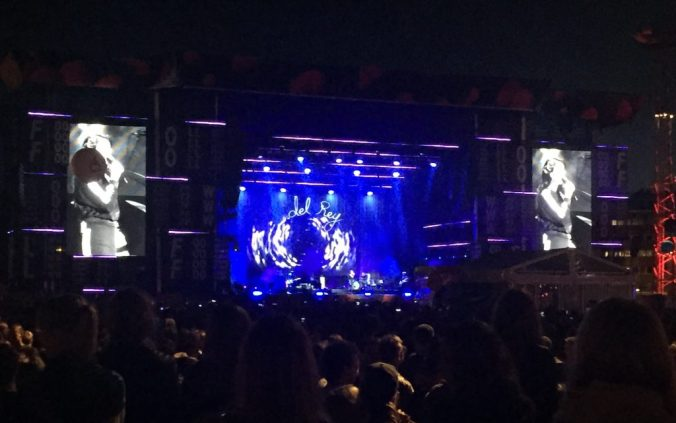 Lana del Rey Flow Festival