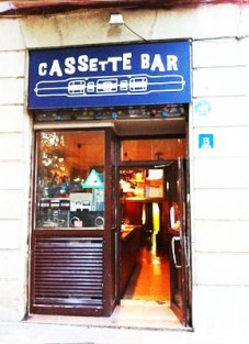 cassette bar