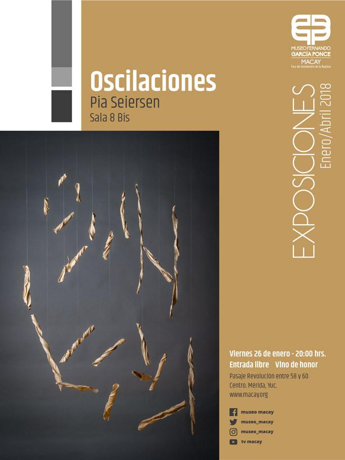 Oscilaciones - Pia Seiersen