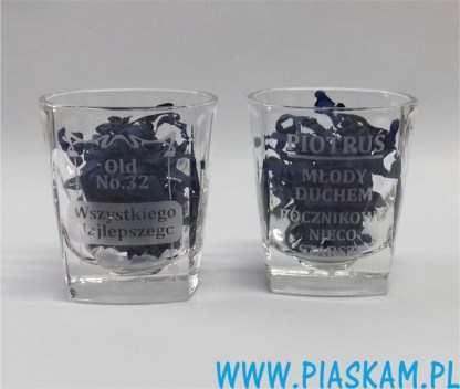 szklanka whisky old no. Młody duchem