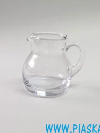 dzbanuszek szklany mlecznik