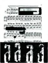 Pia Sommer - Dibujos Partiturales 10