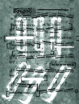 Pia Sommer - Dibujos Partiturales 13