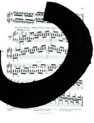 Pia Sommer - Dibujos Partiturales 25