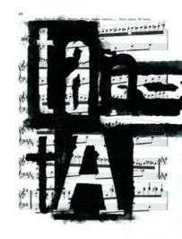 Pia Sommer - Dibujos Partiturales 44