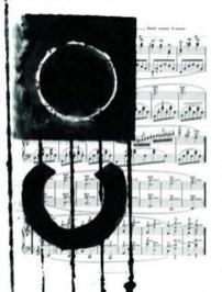 Pia Sommer - Dibujos Partiturales 46