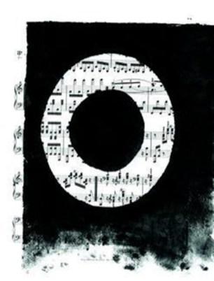 Pia Sommer - Dibujos Partiturales 49