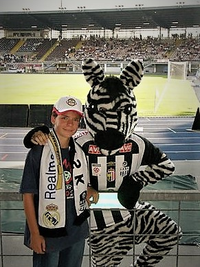 Lask Zebra
