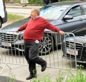 Karl und LR Autos