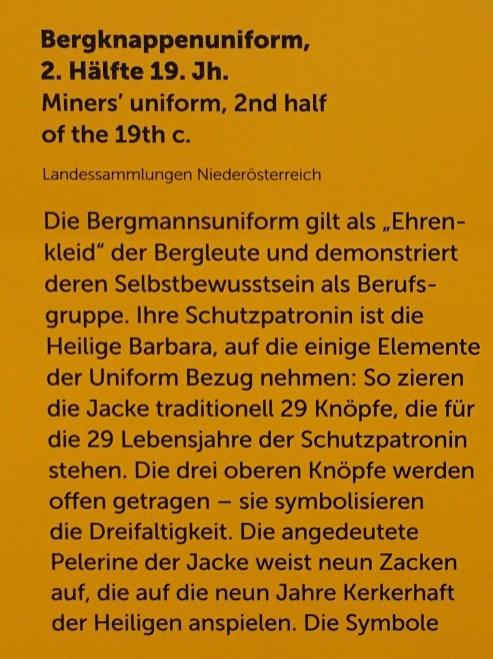 Bergbau text