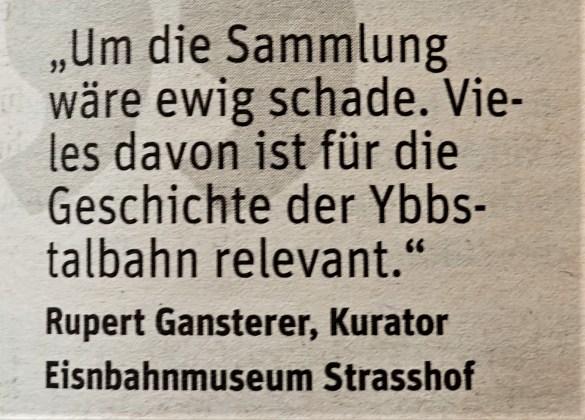 NÖN 11.10.2017 Museum Meinung Gansterer