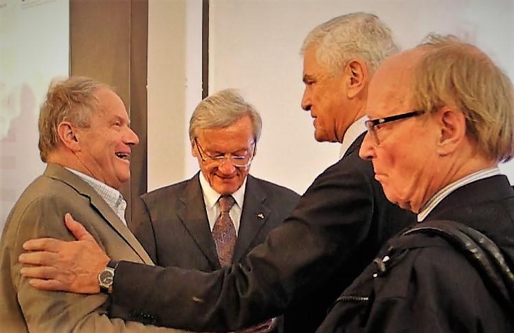 Karl Piaty BK Wolfgang Schüssel EU Botschfater Gregor Woschnagg Ex Minister Jankowitsch