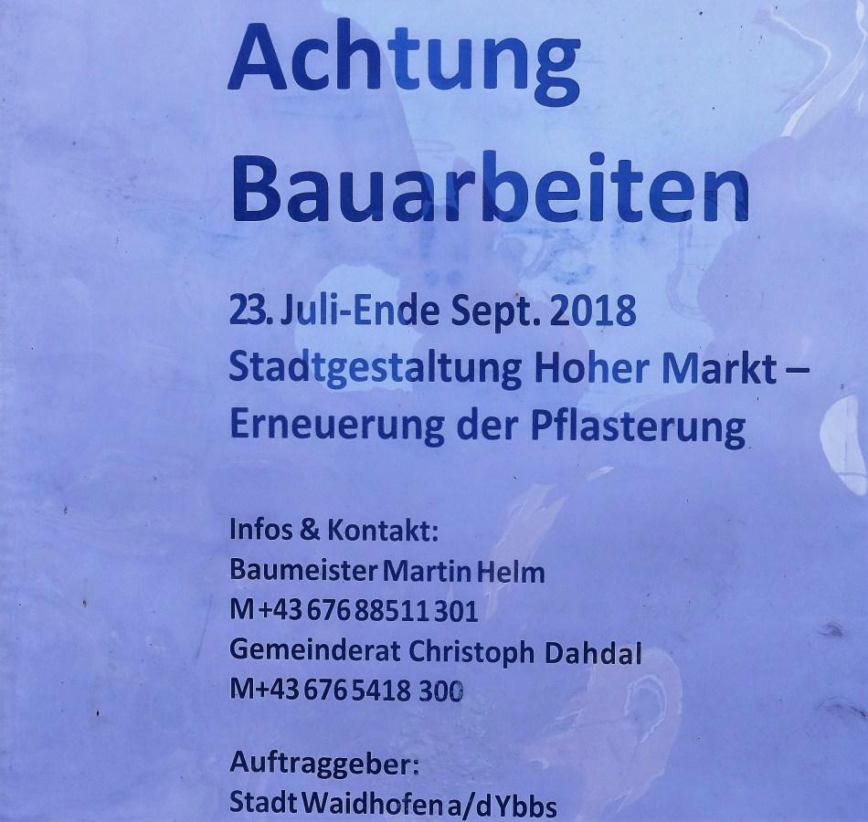 Pflasterung Plakat (2)