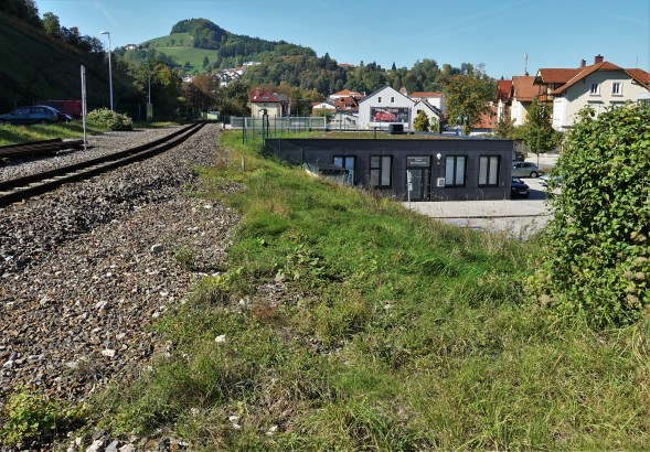 Lokalbahnhof Waidhofen 5.10.2018 10