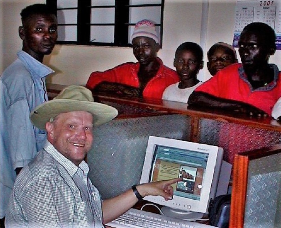 Piaty 2006 Internet in Kenia