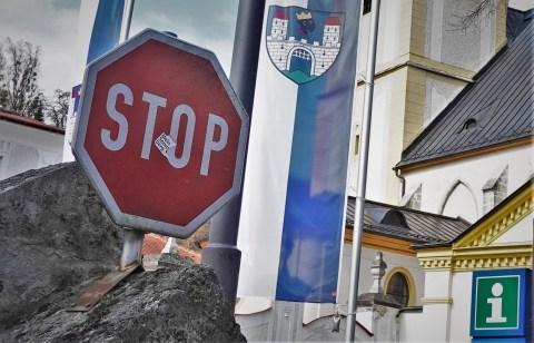 Stop Tafel Hintergasse