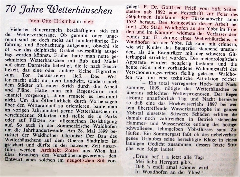 Wetterhaus Bote 70 Jahre mark (2)