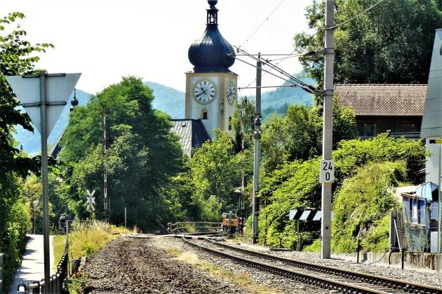 Wachauer Citybahn Baustelle 4