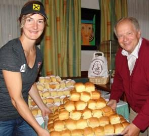 Piaty Wuchteln in Göstling bei Zettel Fan-Club Zettel und Piaty sen. 11.7.2014