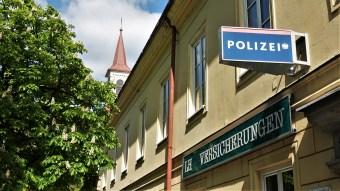 Polizei Graben 2