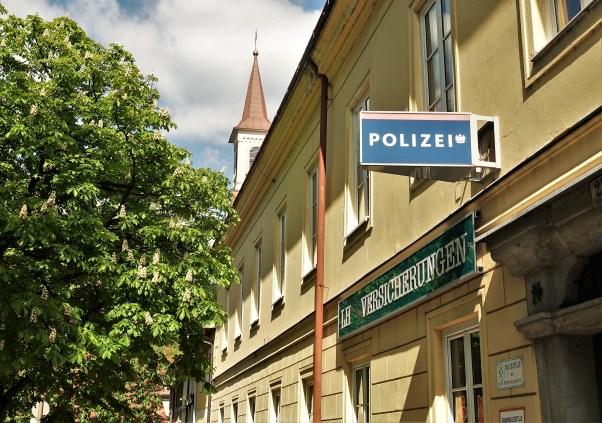 Polizei Graben
