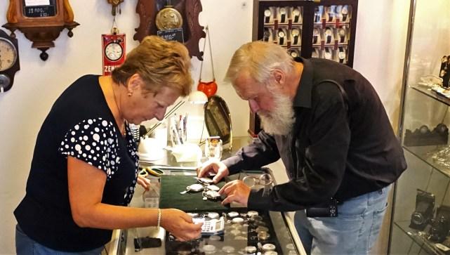 Uhrenkauf im jüdischen Viertel (2)