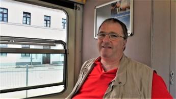 Wißkirchen im Zug